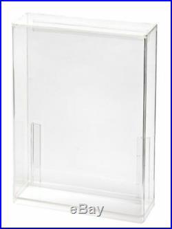 10 x GW Acrylic Display Cases Vintage/VC Carded (Deep) Star Wars MOC (ADC-002)