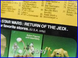 1983 Star Wars RETURN OF THE JEDI action figure REBEL COMMANDO 77 card carded