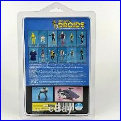 1985 Star Wars Droids KEZ-IBAN Kenner, Vintage, Carded, Unpunched VERY NICE