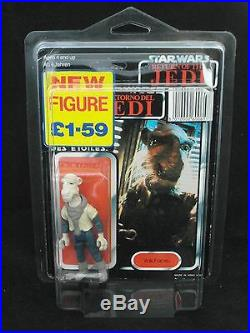 25 x ProTech Star Case New & Vintage Style Star Wars or GI Joe Carded Figures
