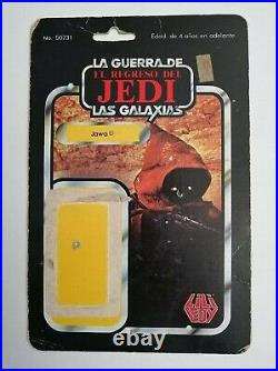 Authentic Lili Ledy Jawa Star Wars Action Figure removable Hood with card