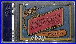 Billy Dee Williams Lando Esb 1980 Topps Card Star Wars Signed Autograph Psa/dna
