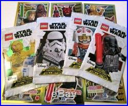 LEGO STAR WARS SERIES 2 Trading Cards 1-202 Pick you Own + Limited Edition 2019