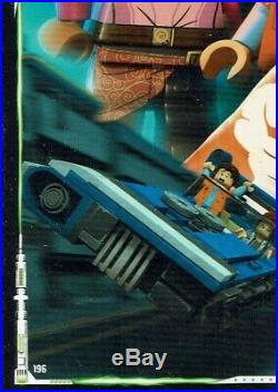 Lego Star Wars Series 2 Trading Cards Card No. 196 Puzzle Star Wars All-Stars
