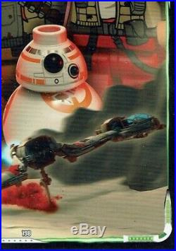 Lego Star Wars Series 2 Trading Cards Card No. 198 Puzzle Star Wars All-Stars