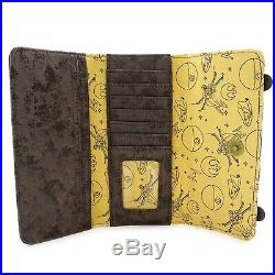 Loungefly STAR WARS Cards Chewbacca Princess Leia Darth Vader C-3PO R2-D2 Wallet