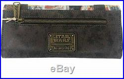 Loungefly x Star Wars Cards Clasp Wallet