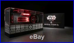 NVIDIA TITAN Xp Star Wars Collector's Edition Galactic Empire Graphics Card 12GB