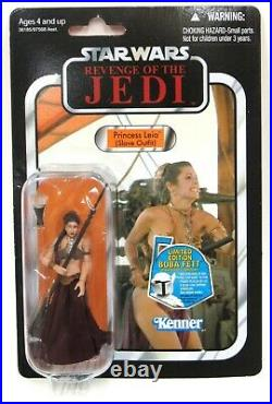 New Star Wars Vintage Collection VC64 Princess Leia Slave Outfit Revenge Card