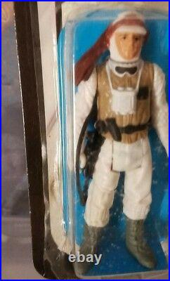 STAR WARS 1981 to 1984 AFA, Carded & Loose SET KENNER JEDI EMPIRE