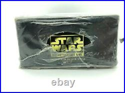 STAR WARS COLLECTION CARD GAME CCG PREMIERE Limited Box Sealed Japanese Base