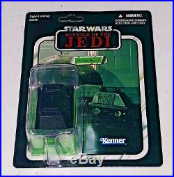 Sdcc 2011 Star Wars Revenge Of The Jedi Mouse Droid Vc67 Unpunched Card