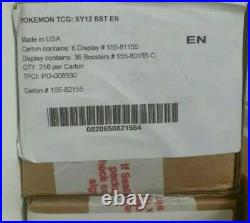Sealed Xy Evolutions Case Of 6x Booster Boxes Pokemon Cards Cheapest On Ebay