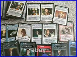 Star Wars CCG Premiere Limited Full Set, all 324 Cards, Excellent Condition