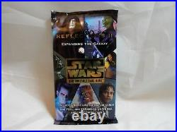 Star Wars Ccg Reflections 2 Sealed Booster Pack Of 18 Cards