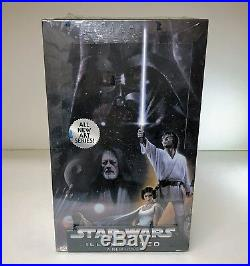 Star Wars Illustrated A New Hope Sealed Trading Card Hobby Box Topps 2013
