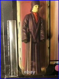 Star Wars Imperial Dignitary Action Figure On Card Kenner Last 17 POTF Vintage