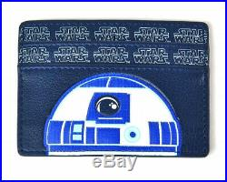 Star Wars R2-D2 Travel/Oyster Card Holder. Shipping is Free