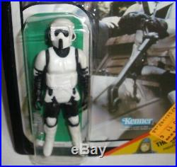 Star Wars ROTJ Biker Scout action figure new on the card