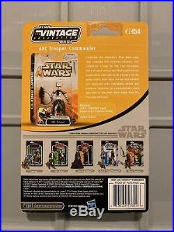 Star Wars The Vintage Collection ARC Trooper Commander VC54 New On Card