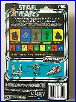 Star Wars The Vintage Collection DARTH MALGUS Carded (SW TVC) SITH LORD