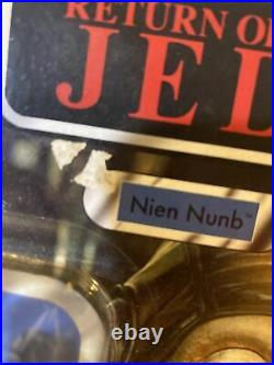 Star Wars The Vintage Collection Nien Nunb VC106 New On Card See Pics