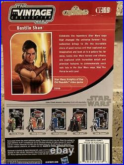 Star Wars The Vintage Collection VC69 Bastila Shan Figure New On Card