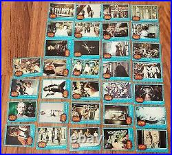 Star Wars Trading Cards 1977 Original Blue 1st Series 63 of 66 Sticker Miscuts