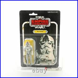 Star Wars Vintage AT-AT Driver The Empire Strickes Back Mint on Card A