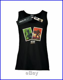 Star Wars Women's The Mandalorian Trading Cards Vest