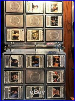 Star wars ccg 12 complete Sets + Rares Collection 1900+ Cards 700+ Rares