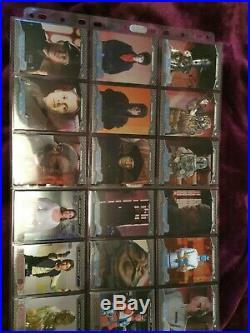 Stars wars chrome perspective trading cards