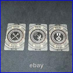 Stars wars x wing miniature game cards elite modification and system