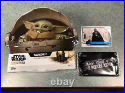 Topps Star Wars The Mandalorian Season 2 Trading Cards Hobby Box With Promo Pack