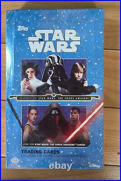UNOPENED Star Wars Card Boxes, TAOSC Books, Artist Proof Cards, and More