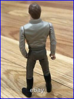 Vintage Han Solo in Carbonite 1984 Kenner POTF Last 17 RARE Coin & Card