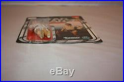 Vintage Kenner 1978 Star Wars Luke Skywalker 12-back card open