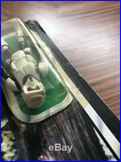 Vintage Kenner Star Wars Biker Scout Figure 1983 Return of The Jedi 77 Card