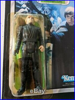 Vintage Star Wars ROJ Jedi Luke Skywalker Action Figure MOC unpunched card